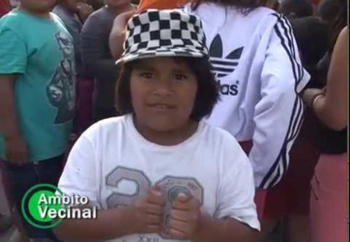 Embedded thumbnail for Bº Solidaridad: Kermes del niño