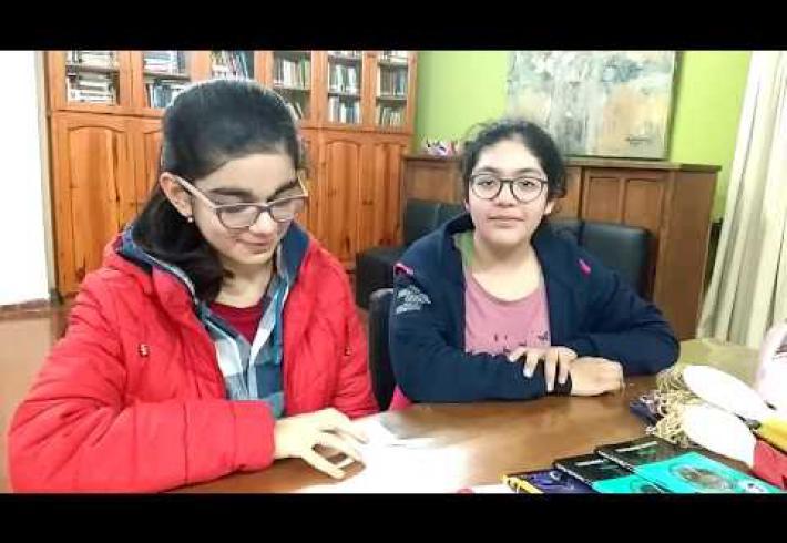 "Embedded thumbnail for BP Jorge W. Ábalos, Santiago del Estero - Club de lectura ""Lecto Manía"""