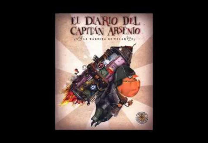 Embedded thumbnail for VOLANDO CON LA LECTURA
