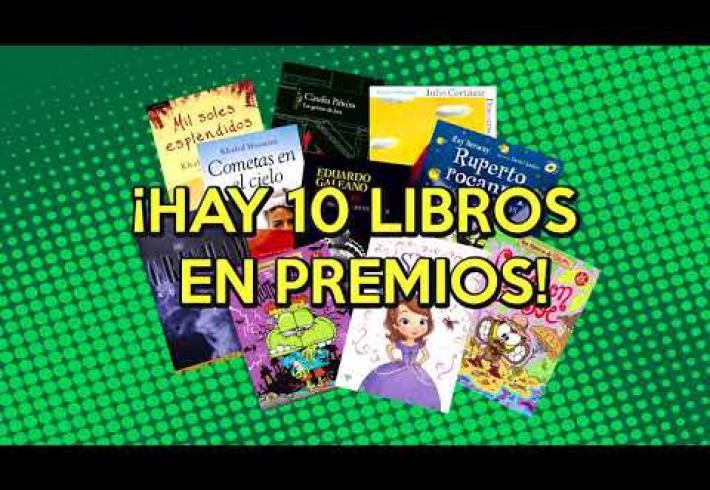 "Embedded thumbnail for ""Rasca Libro Millonario"" en la Biblioteca"